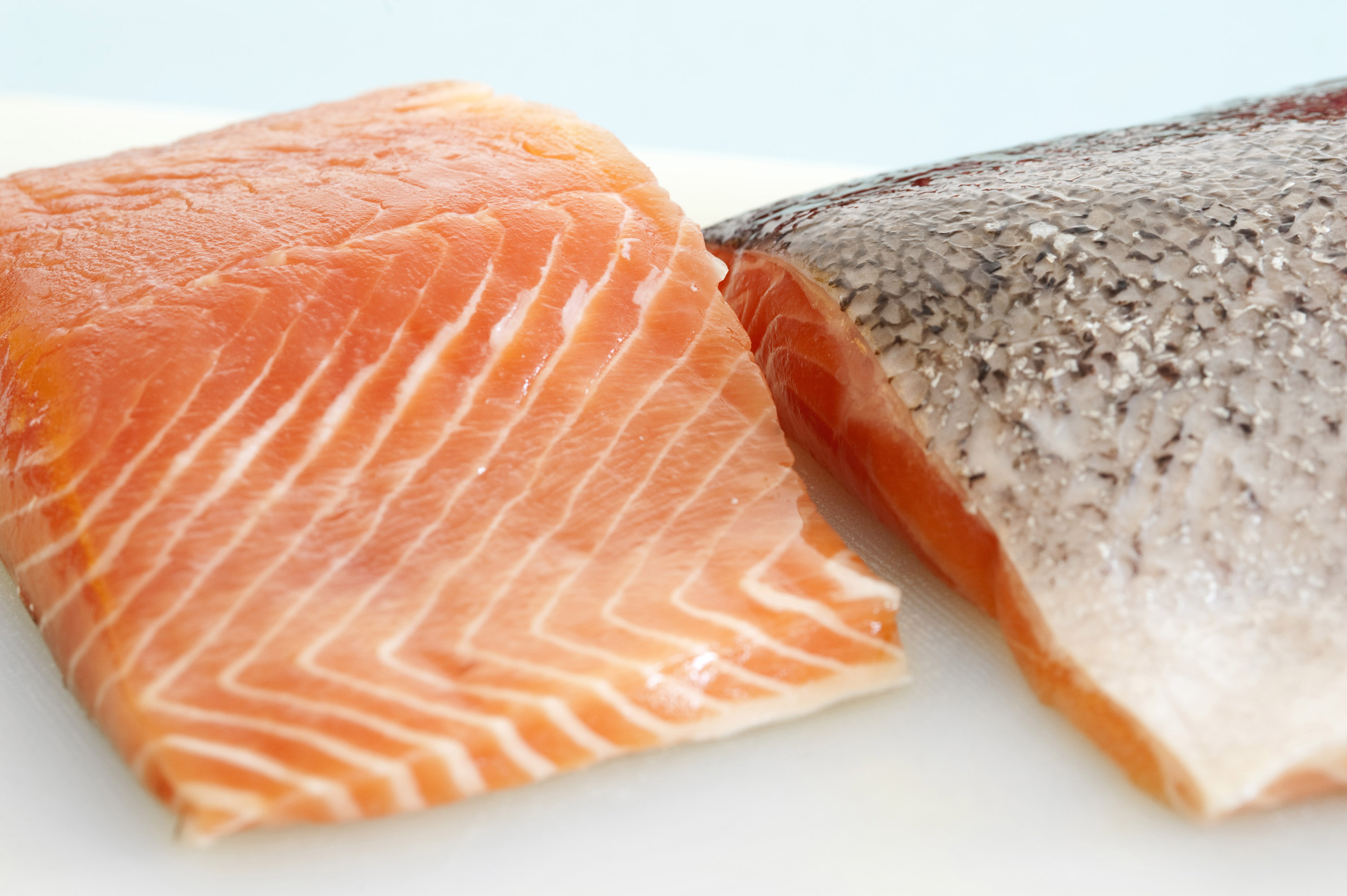 """Salmon: """"Healthy, Wealthy & Wise"""""""